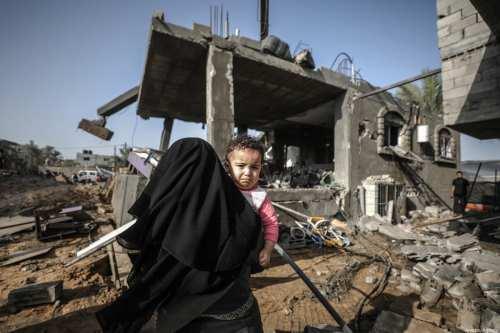 Gaza necesita 120.000 nuevas unidades de vivienda urgentemente