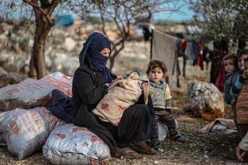 Siria: La ONU envía 68 camiones de ayuda a Idlib
