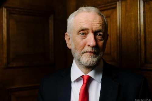 Líder del partido laborista Jeremy Corbyn, 4 de noviembre de 2019 [Jeremy Corbyn / Flickr]