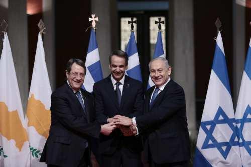 Netanyahu se dirige a Atenas para firmar un acuerdo para…