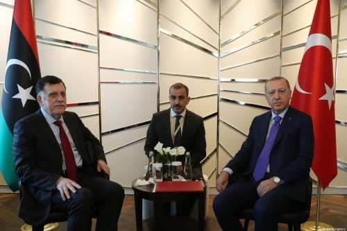 Libia: Al-Sarraj pide el despliegue de tropas internacionales