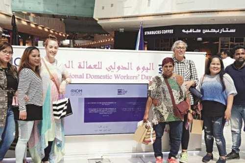 Kuwait: 14 mil millones de dólares de expatriados transferidos en…
