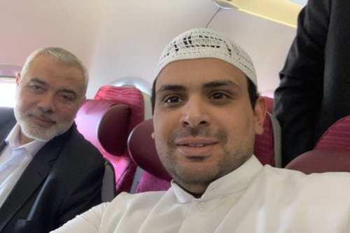 Periodista kuwaití tras conocer al jefe de Hamas: tiene buena…