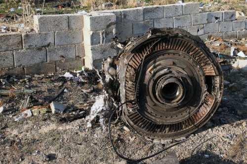 Irán enviará las cajas negras del avión caído a Ucrania