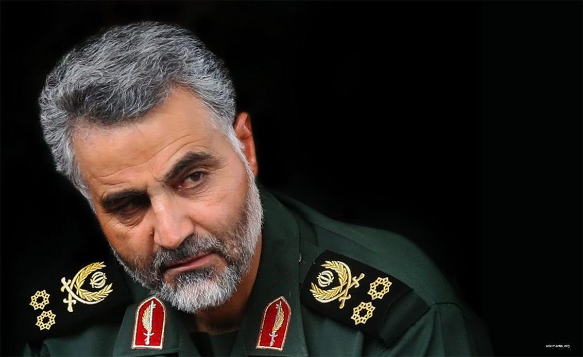 General de brigada iraní Qassem Soleimani. [Foto de archivo]