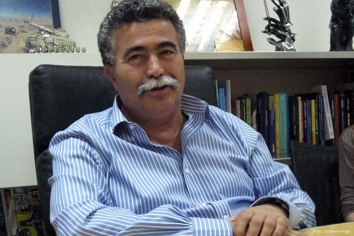 Amir Peretz, líder del Partido Laborista de Israel [Foto de archivo]