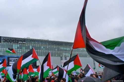 El apoyo árabe oficial a Palestina cae mientras crece el…