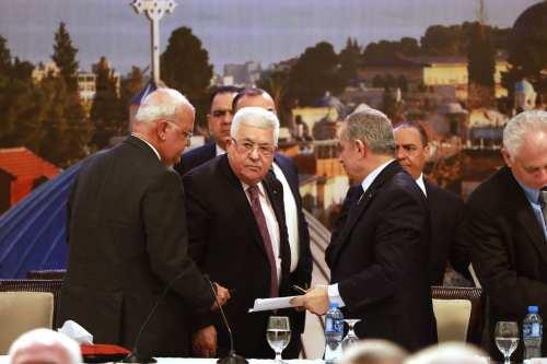 La Autoridad Palestina detendrá la cooperación en materia de seguridad…