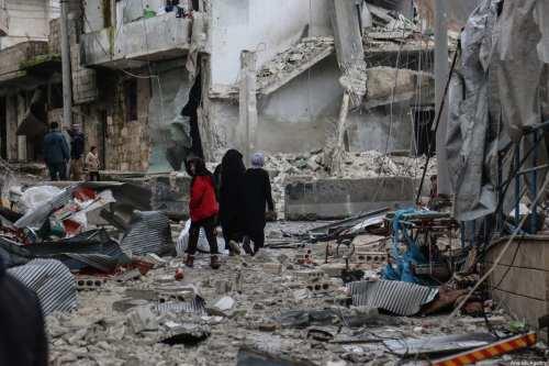 Gran Bretaña y Estados Unidos condenan el ataque del régimen…