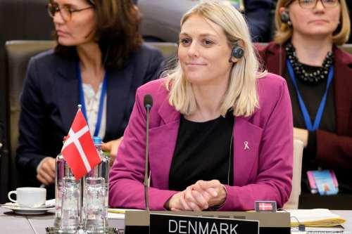 Dinamarca devolverá sus tropas a la base aérea de Ain…