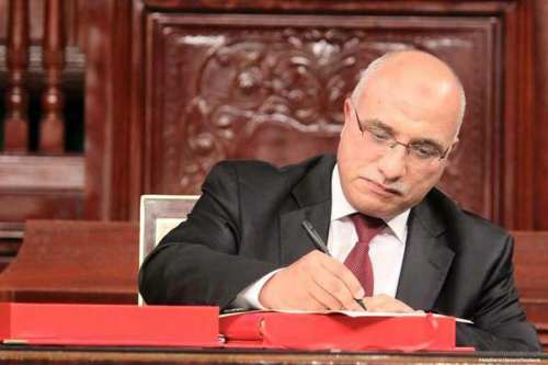 Presidente del Consejo Consultivo del Movimiento Ennahda en Túnez, Abdelkarim Harouni [Abdelkarim Harouni / Facebook]