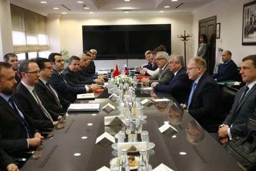 La delegación de Rusia abandona Turquía sin llegar a un…