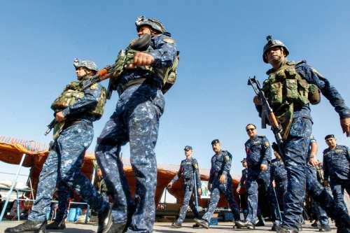 Irak: el ejército entrega las competencias de seguridad a la…