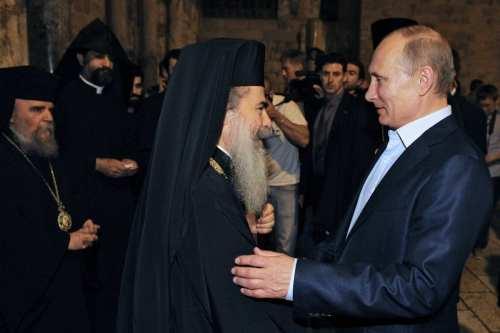 Rusia está utilizando la religión para fortalecer su influencia entre…