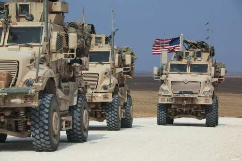 Las fuerzas estadounidenses expanden su presencia militar en el noreste…