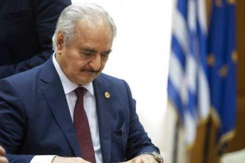 Trípoli requiere detener el ataque de Haftar para participar en…