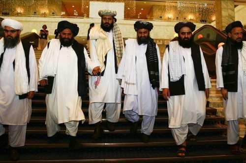 Estados Unidos y los Talibán ¿matrimonio por conveniencia?
