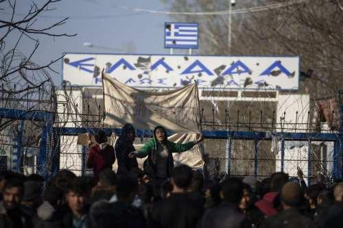 Grecia pone en cuarentena el segundo campamento de migrantes después…