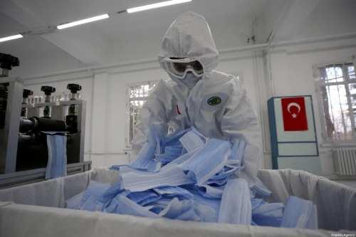 Turquía distribuye mascarillas gratuitamente