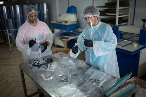 Marruecos hace obligatorias las mascarillas en público