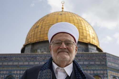 La ocupación israelí arresta al imam de la mezquita de…