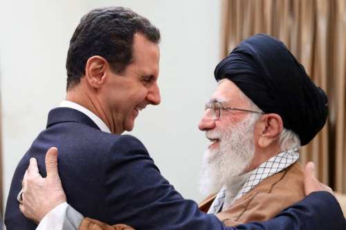 Hemos gastado 30 mil millones de dólares defendiendo a Assad,…