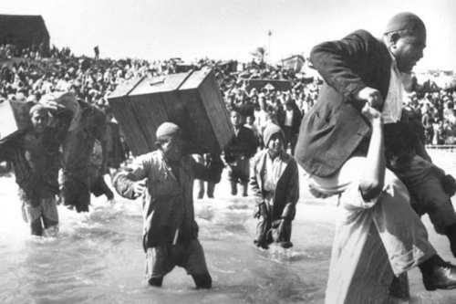 Israel: 72 años de catástrofe