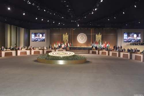 """El Parlamento Árabe ratifica la """"estrategia unificada"""" contra Turquía e…"""