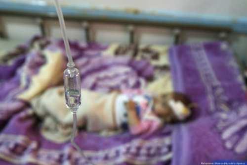 UNICEF: 2,4 millones de niños en Yemen en peligro de…