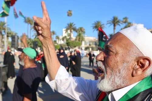 """El Consejo Tribal Supremo de Libia condena la """"declaración de…"""