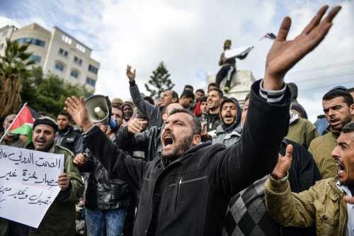 4.000 personas perdieron sus trabajos en Gaza durante COVID-19