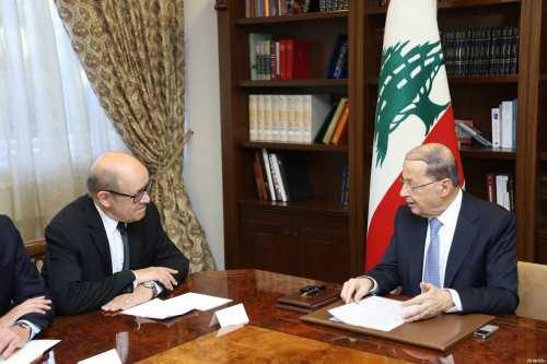 El ministro francés de Asuntos Exteriores visita el Líbano para…