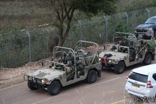 """El ejército israelí confirma un """"incidente de seguridad"""" en la…"""