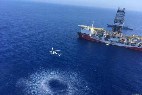 Turquía suspende temporalmente la exploración de petróleo y gas en…