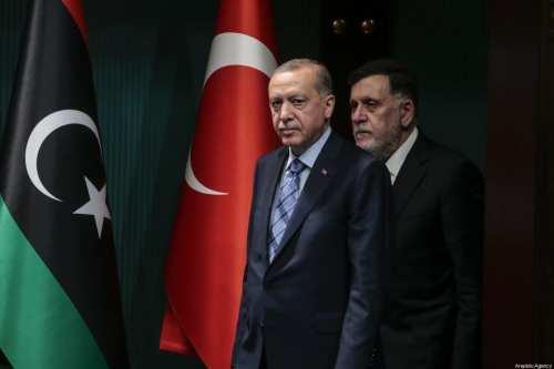 Erdogan: La intervención de Turquía en Libia trajo paz y…