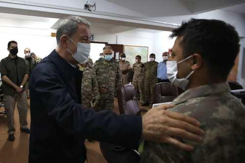 190 estudiantes militares libios se dirigen a Turquía para recibir…