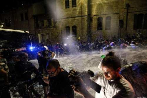 Los activistas antigubernamentales israelíes amenazan con protestar legalmente contra el…