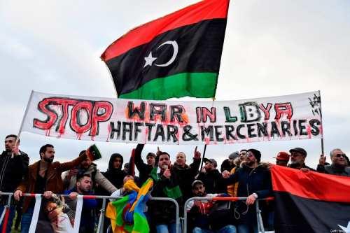 Libia no acepta la interferencia de los Emiratos Árabes Unidos…