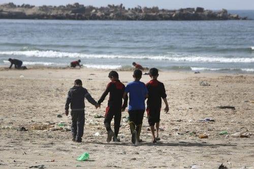 Recordando el asesinato por parte de Israel de cuatro niños…