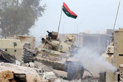 """El ejército del GNA libio quiere entrar en Sirte """"pacíficamente"""""""