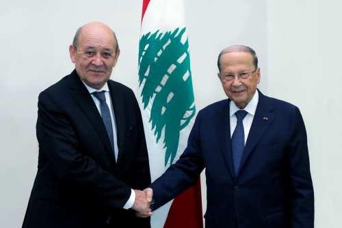 Primer ministro del Líbano: La visita del ministro de Exteriores…