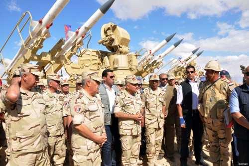 Tribu libia: Los sionistas tratan de socavar al ejército egipcio