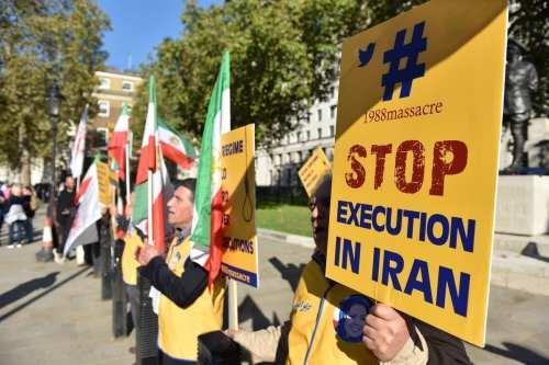 Irán ejecuta al hombre acusado de espiar para EE.UU. e…