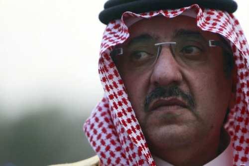 Campaña saudí en Twitter contra el ex príncipe heredero