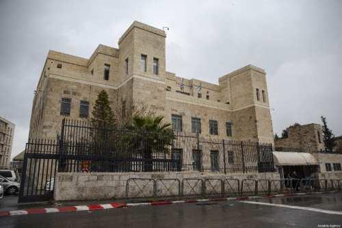 Abogados palestinos frustran una importante falsificación de la propiedad de…