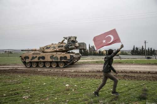 Turquía y los demás
