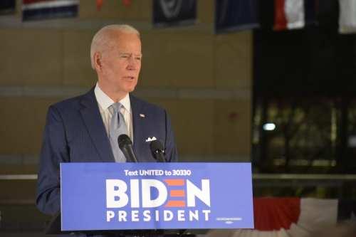Biden ordena la eliminación de la referencias a la ocupación…