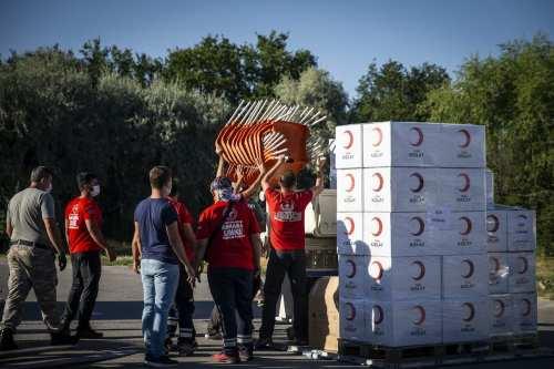 Turquía envía equipos de rescate y asistencia sanitaria a Beirut