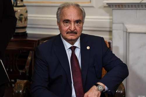 Libia: Mercenarios sudaneses apoyan a Haftar según el GNA