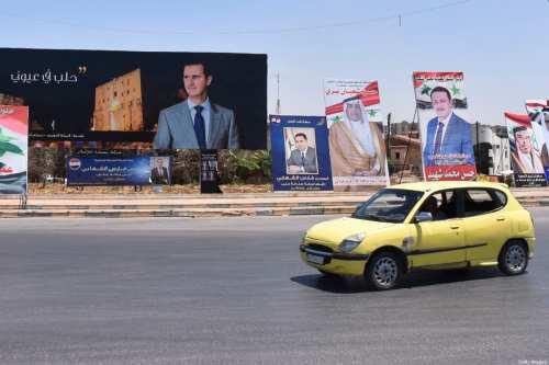 """Thinktank: Las elecciones sirias de 2021 """"deben ser ignoradas"""""""